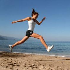 La mejor postura para correr