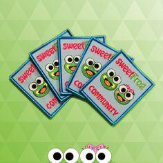 Sweet Frog Yogurt Girl Scout tours.