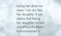I Am Still Her Daughter... For anyone who's lost their mother.