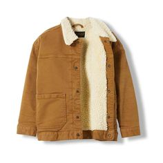 New Road Fur Lined Jacket Finger in the nose Teen Children- A large selection of Fashion on Smallable, the Family Concept Store - More than 600 brands.