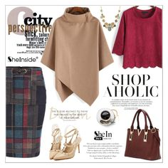 """""""SheIn"""" by aurora-australis ❤ liked on Polyvore featuring Sheinside"""