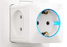 Save space with the Three Dee Power Socket