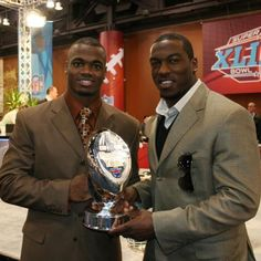 Adrian Peterson & Patrick Willis