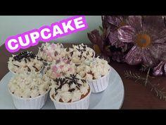 Kremalı cupcake nasıl yapılır / Kremalı cupcake #cupcake #cupcake nasıl yapılır - YouTube