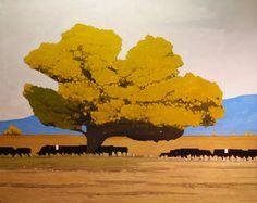 "Simply stunning. ""Hangin' Around"" by Jeffery R. Pugh (Meyer Gallery)"
