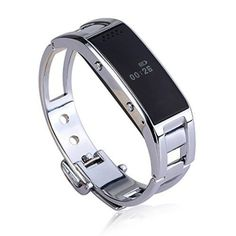 Esscoe best gift for lover or family ,Smart Watch Smartband Fashion Bracelet with Sync Phone Call / Pedometer/ Anti-lost Smart Wrist Wrap Watch Phone Smart Bracelet Bluetooth Wrist Watch Phone for iOS Android iPhone Samsung Support Caller ID, Health Pedometer Bluetooth Sync Smart Watch Phone Bracelet For IOS Android Samsung iPhone (D8 smart watch bracelet silivery) - http://yourpego.com/esscoe-best-gift-for-lover-or-family-smart-watch-smartband-fashion-bracelet-with-sync-phon