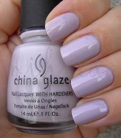 China Glaze - Light as Air