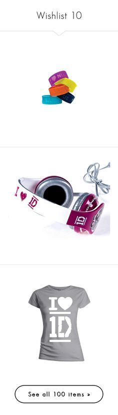 """""""Wishlist 10"""" by b-dreams ❤ liked on Polyvore featuring jewelry, bracelets, one direction, purple jewelry, purple jewellery, silicone jewelry, purple bangles, accessories, 1d stuff and beats"""