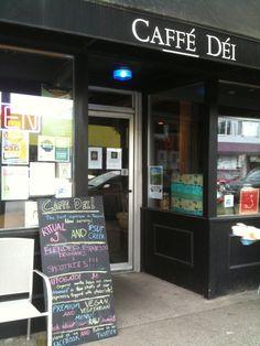 Caffe Dei - Best Vegan food in Tacoma (& Seattle!)