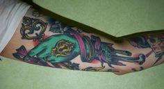 Good Times Tattoo Parlour    Artist: Seba Forace.  http://www.facebook.com/pages/Good-Times-Tattoo-Parlour