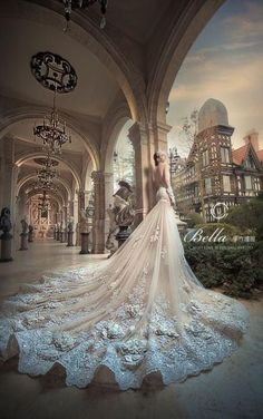 Dress Wedding White Princess – Princess Wedding Ideas Tagged at muzzikuminfo. Princess Wedding Dresses, White Wedding Dresses, Bridal Dresses, Wedding Gowns, Wedding White, White Princess Dress, Tulle Wedding, Mermaid Wedding, Boho Wedding
