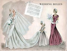 McCall 7527 (bridesmaid dress)-Magazine page