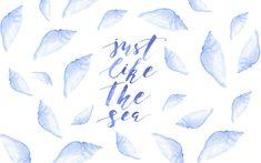 Downloads: Sea Wallpaper - Simple + Beyond
