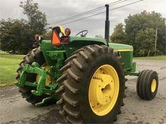 Jd Tractors, John Deere Tractors, John Deere Equipment, Rubber Tires, Farming, Classic, Green, Derby, Classic Books