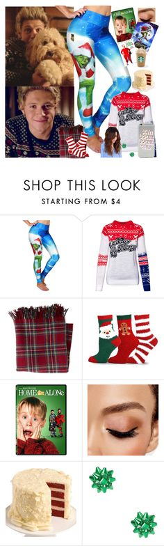 """spending the rest of Christmas w/Niall"" by nblankenship ❤ liked on Polyvore featuring L.L.Bean, Avon and We Take the Cake"