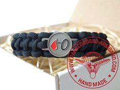 ARMBAND BLUTGRUPPE 0 RH - / BRACELET BLOOD TYPE 0 RH - Belt, Bracelets, Blood, Accessories, Wristlets, Belts, Bracelet, Arm Bracelets, Bangle