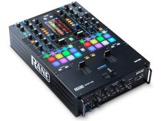 First Details Of Rane DJ's Twelve Controller + Seventy-Two Mixer - DJ TechTools