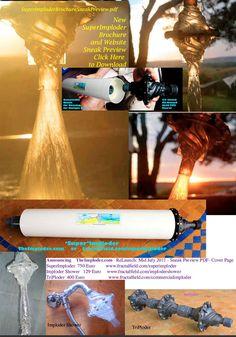TheImploder- Water Treatment by Implosion Viktor Schauberger, Atmospheric Water Generator, Grasshopper Rhino, Flow Forming, Spirals In Nature, Structured Water, Flying Saucer, Nikola Tesla, Water Treatment