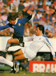 Caniggia en Copa América 1987