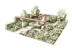 The Extending Space garden at the RHS Chelsea Flower Show 2014 / RHS Gardening
