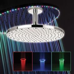 Rio Light Circular Shower Head 400mm - Image 1