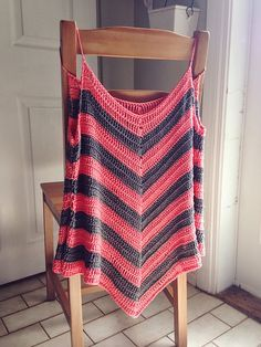 Ravelry: Project Gallery for Tropic Summer Top pattern by Sophie and Me-Ingunn Santini