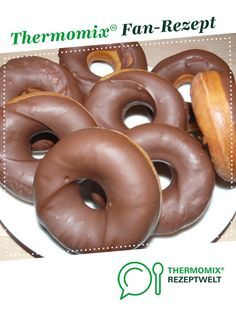 donuts Donuts by A Thermomix® recipe from the Desserts category www.de, the Thermomix ®️️ Community. donuts Donuts by A Thermomix® recipe from the Desserts category www.de, the Thermomix ®️️ Community. Donut Recipes, Cupcake Recipes, Cookie Recipes, Snack Recipes, Dessert Recipes, Recipes Dinner, Grilling Recipes, Delicious Desserts, Healthy Recipes