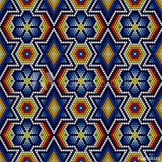 Perler Beads, Fuse Beads, Huichol Art, Bead Crochet Rope, Dot Painting, Loom Beading, Quilting Projects, Cross Stitching, Pixel Art