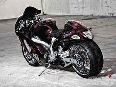 1999 Suzuki Hayabusa | Chasing The Demon | Super Streetbike