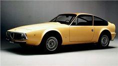 Alfa Romeo Junior Z (Zagato), 1969