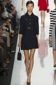 Michael Kors Collection Spring 2013 Ready-to-Wear Fashion Show - Tian Yi
