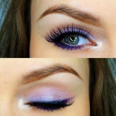Laura leth makeup