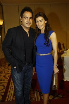 Press Conference was held at Phoenicia Intercontinental on 5th of February,2013 for the preparation of the new musical play of Wajdi Shaya Shams w Qamar by Assi el Hallani and Nadine El Rassi.