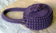 Tons of crochet bags with diagrams