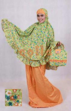 Colorful Mukena 3