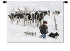 Curious Onlookers by Robert Duncan Mary Cassatt, Robert Duncan Art, Winter Painting, Vincent Van Gogh, Country Art, Country Life, Country Bumpkin, Country Living, Country Roads