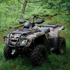 I'm very skilled at dirt biking and boating but atving triumphs both of them, i could ride an atv until i run out of gas and still want to go for more, when i go to my camp i sped over 6 hours riding it and doing donuts all over the place Camouflage, 4x4, Mossy Oak Camo, Quad Bike, Four Wheelers, Buggy, Dirtbikes, Outdoor Toys, Go Kart