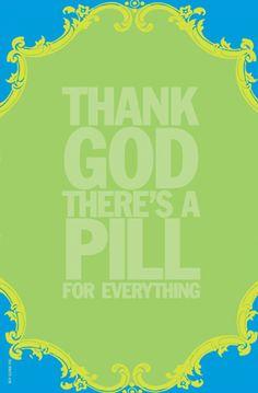 Pill Memo Pad
