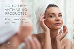 Not everything is what it seems. Make sure you can trust the claims your products make! #antiaging