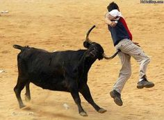 ouch...I bet that hurt!
