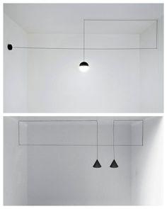 Geometry in the air. Michael Anastassiades