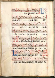 Missale, cum notis musicis et cum figuris literisque pictis Berthold Furtmeyr Clm 23032 [Regensburg], Ende 15. Jahrhundert Folio