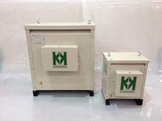 Transformadores elétricos a seco