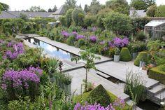 Helen Dillon's garden