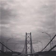 Ponte 25 de Abril, Lisboa.