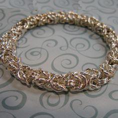 Byzantine Jump Ring Chain