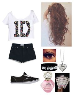 """""""1D Concert! Band Tag Read D!"""" by mary-mattingly ❤ liked on Polyvore"""