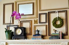 Great way to use frames