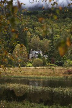 Aberfoyle, Stirling, Scotland