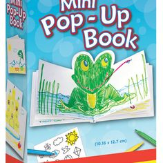 Creativity for Kids Pop Book, Core, Creativity, Books, Kids, Products, Young Children, Libros, Boys